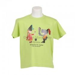 """T-shirt """"Desafio-te..."""""""