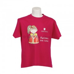 """T-shirt """"Rainha da Casa"""""""