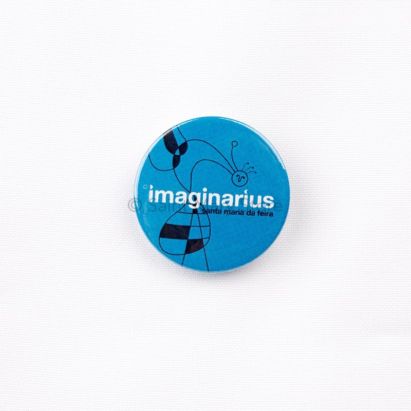 Imaginarius badges