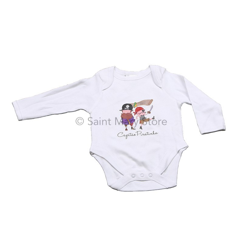 Little Pirate Captain Bodysuit