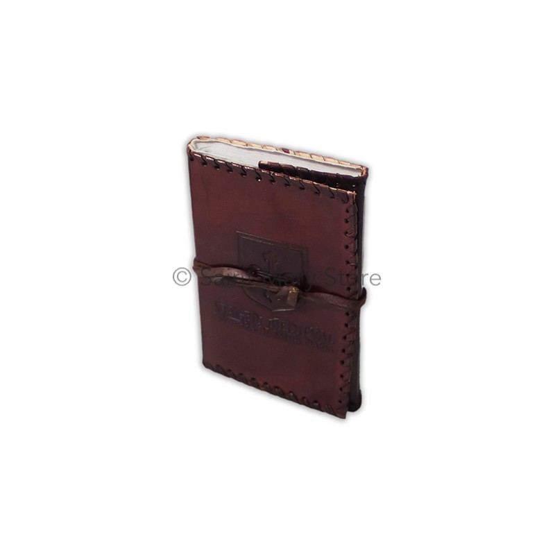 Medieval Journey leather notebook Small Size