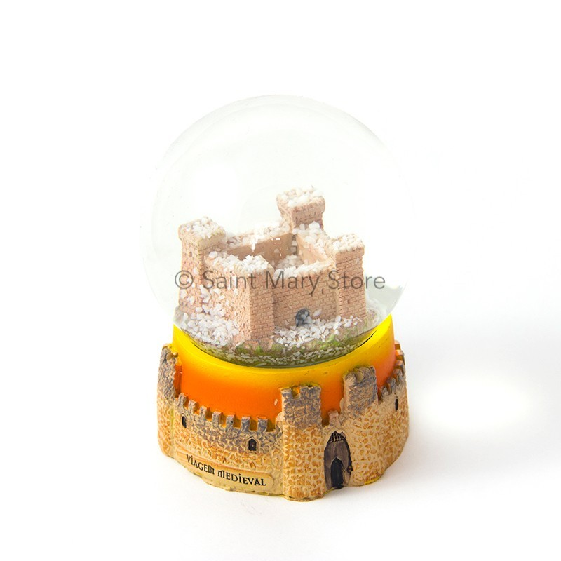 Large Castle Crystal Ball