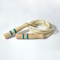 Wood Jumping Rope