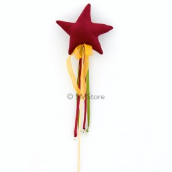 Medieval Journey Star Wand