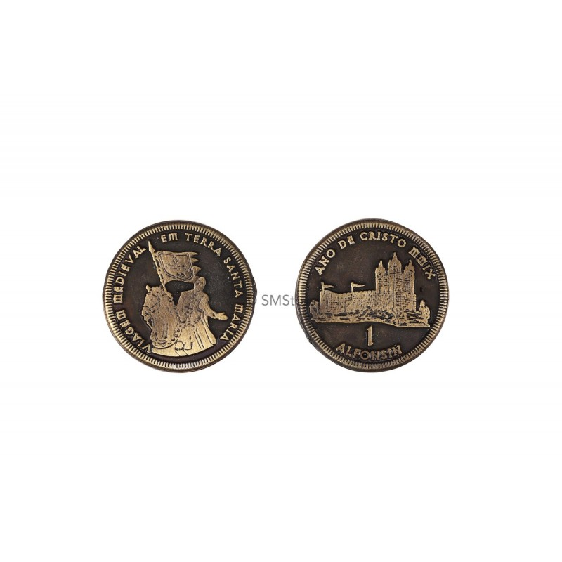 Medieval Journey Coins