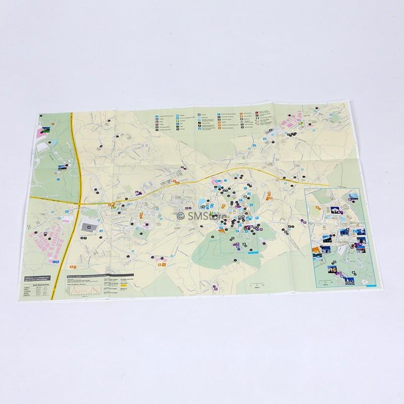 Mapa Turístico Oficial SMF
