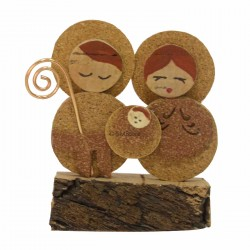 Cork Christmas Crib (XS)