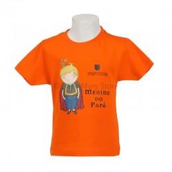 "T-shirt ""Menino do Papa"""