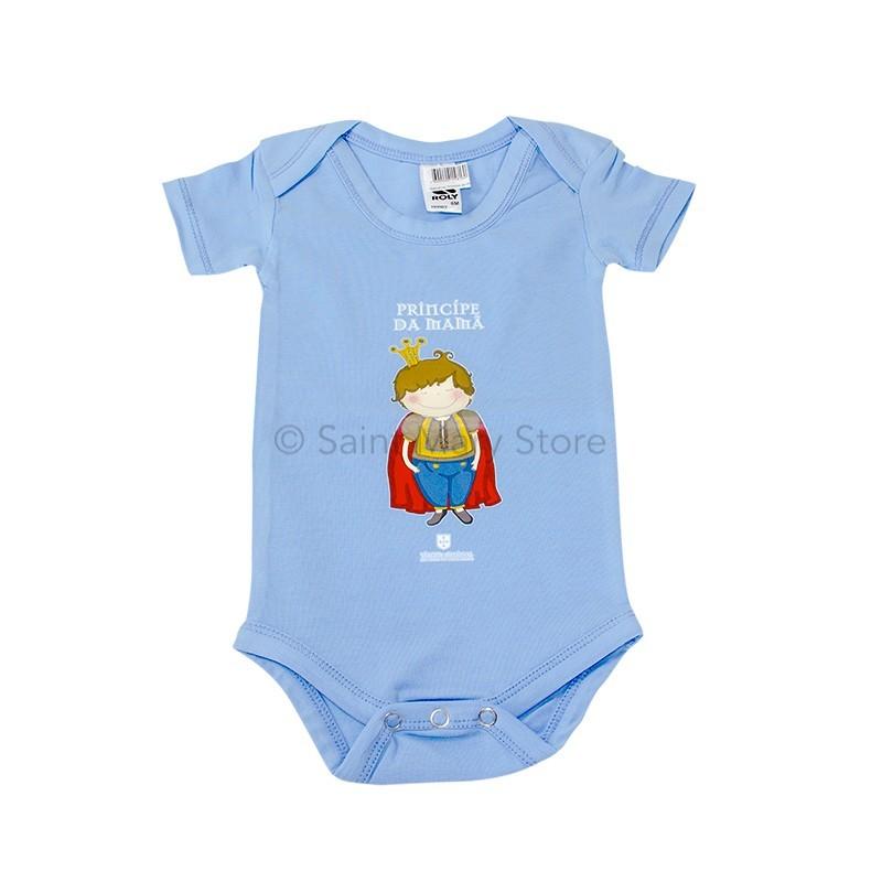 """Babygrow """"Principe da Mama"""" VM"""
