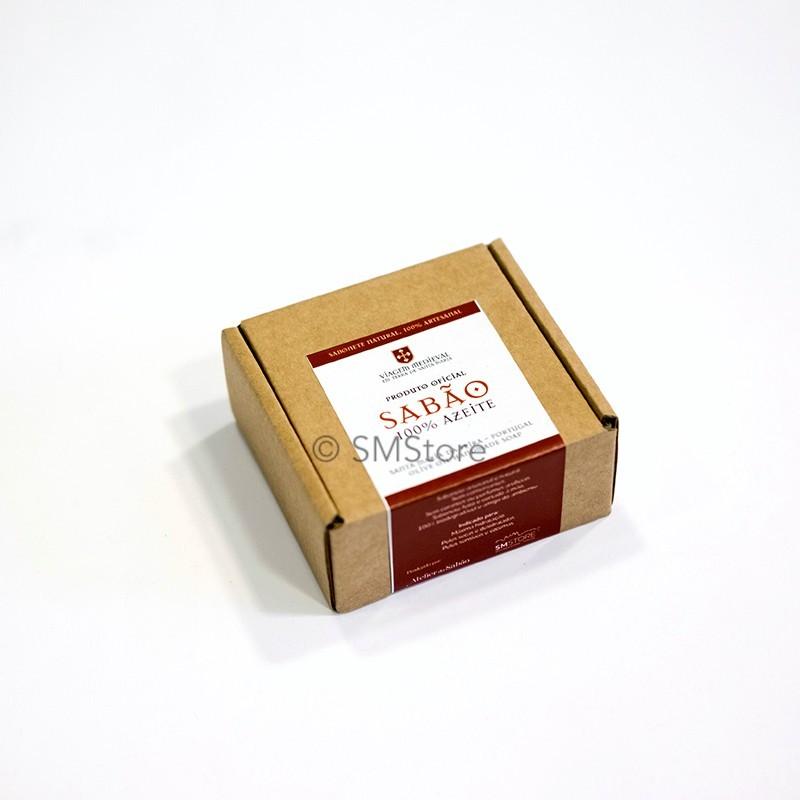 Sabão 100% Azeite
