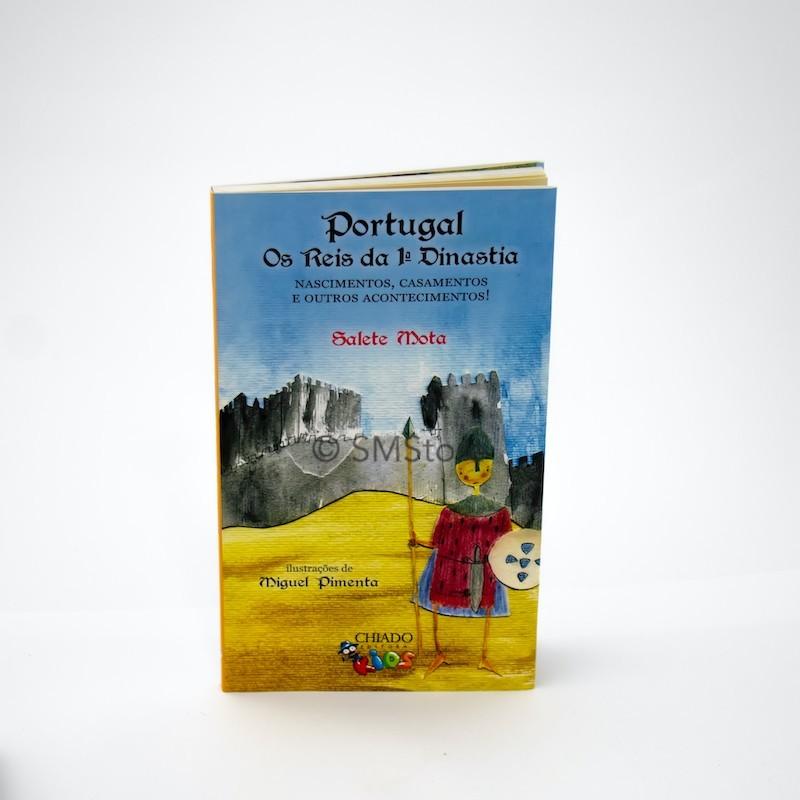 Livro Portugal - Os Reis