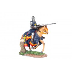 Cavaleiro Cruzadas a Cavalo