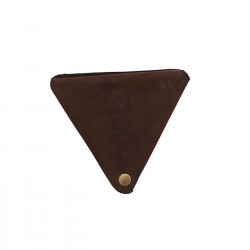 Porta Moedas triangular