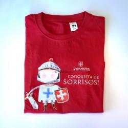 """T-shirt """"Conquista de..."""