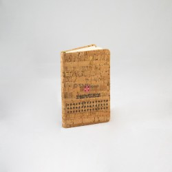 Small Cork Notebook