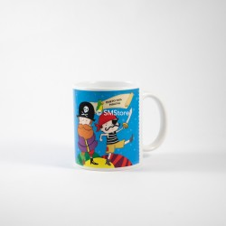 House pirate Mug