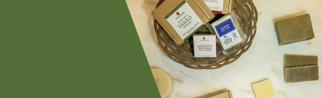 Conheça todos os nossos sabões e sabonetes artesanais e desfrute de aromas incríveis!